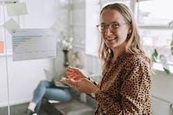 Werken bij YPA: Fleur aan het woord over haar werk als UX/UI designer